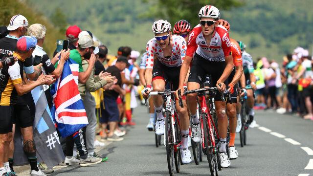 """Grupa startująca w Tour de France okradziona w hotelu. """"To było zaplanowane działanie"""""""