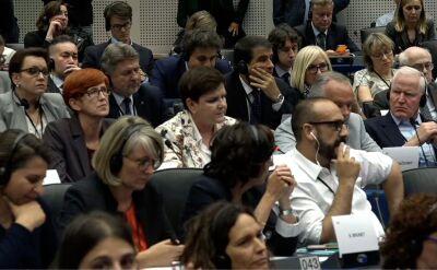Beata Szydło: martwię się, że wartości ważne dla Europejczyków są tutaj łamane