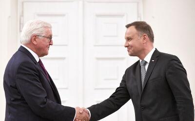 Prezydent Duda: nie chcemy Europy dwóch prędkości