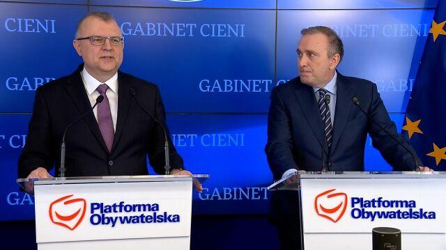 Były minister w rządzie PiS kandydatem PO na prezydenta Wrocławia