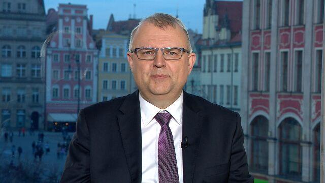 """Kazimierz Michał Ujazdowski w """"Faktach po Faktach"""""""
