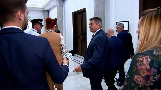 Senator PiS: Mieliśmy kiedyś w historii Sejm niemy. Dzisiaj mamy niemego marszałka Sejmu