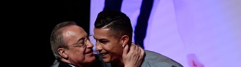 Ronaldo spotkał się z prezydentem Realu.