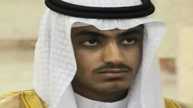 Trump potwierdza śmierć Hamzy bin Ladena