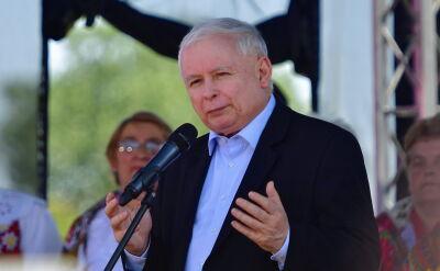 Kaczyński: mamy wspaniałego prezydenta, powinien być wybrany na kolejną kadencję