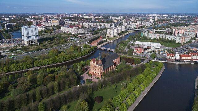 Od poniedziałku wizy elektroniczne do Kaliningradu