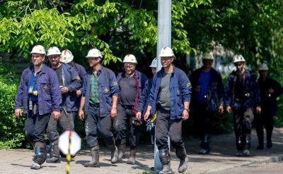 Akcja ratownicza w kopalni Zofiówka. Dzień ósmy