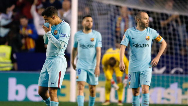 Barcelona przegrywała już 1:5. Beniaminek zabrał jej rekord