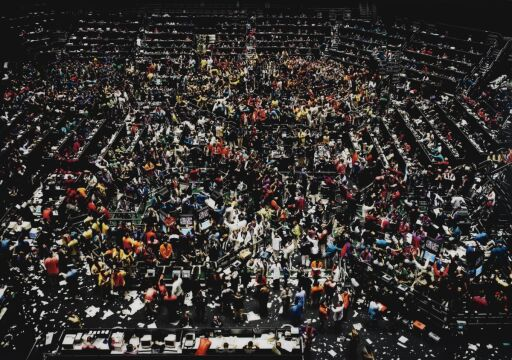 "Andreas Gursky ""Chicago Board of Trade III"", 1999"