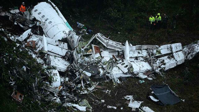 Katastrofa samolotu z piłkarzami Chapecoense. Poważne zarzuty wobec zatrzymanej