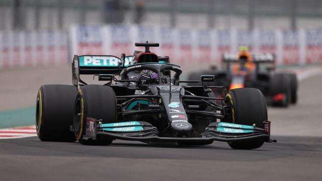Hamilton wrócił na prowadzenie po Grand Prix Rosji. Setna wygrana w Formule 1