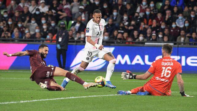 Gol w ostatniej akcji, PSG się uratowało