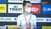 Niewiadoma odebrała brązowy medal za wyścig ze startu wspólnego elity kobiet w MŚ