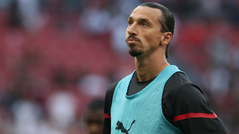 Ibrahimović już nie jest supermanem