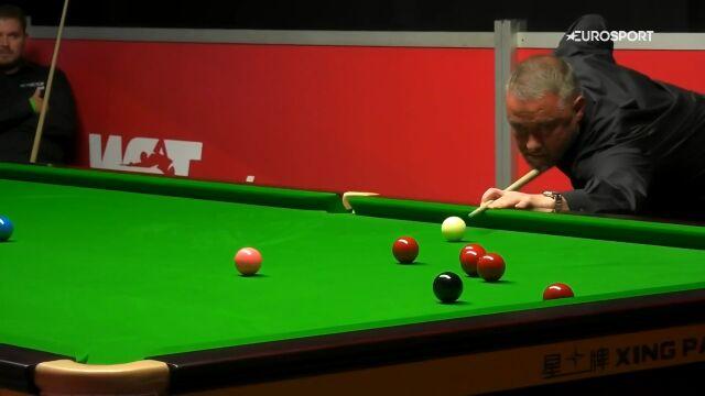 60-punktowy brejk Hendry'ego w starciu z White'em w kwalifikacjach do English Open