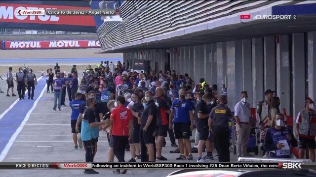 Sobotnia rywalizacja na torze Circuito de Jerez odwołana