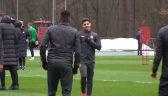 Treningi Romy i Szachtaru Donieck przed meczem w Lidze Europy