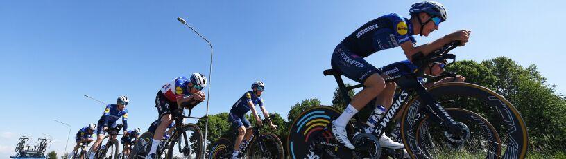 """Wrócił po wypadku, lider Giro pod wrażeniem. """"Ma niesamowicie mocne nogi"""""""