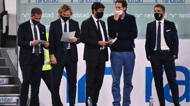 Prezes włoskiej piłki grozi Juventusowi wyrzuceniem z rozgrywek.