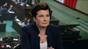 Gronkiewicz-Waltz o wyborach szefa PO: ubolewam, że Siemoniak się wycofał