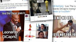 Internauci kibicują DiCaprio.