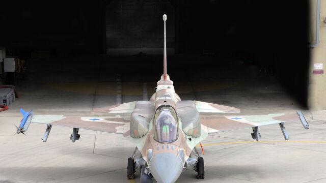 Izrael na moździerze odpowiada bombami. Ataki w Syrii