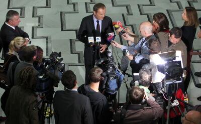 Cała konferencja premiera Donalda Tuska