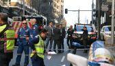 Atak nożownika w stolicy Australii