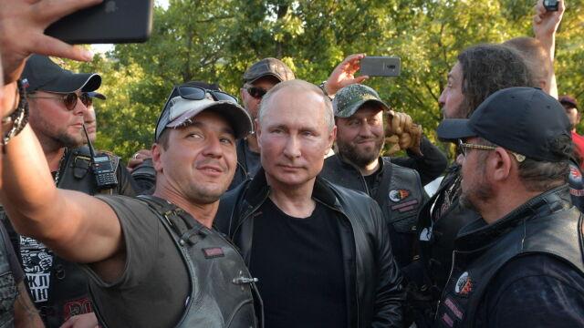 """""""Putin symbolicznie pogrążył się w otchłani"""""""