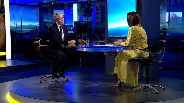 Biedroń: jeżeli nie będziemy reagować, to jutro Jarosław Kaczyński przyjdzie po inną grupę