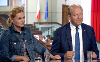 Radziwiłł: Czego brakuje polskiej służbie zdrowia? Brakuje pieniędzy