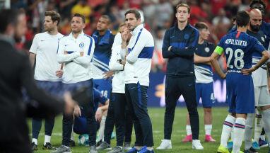 Trener Chelsea: to my byliśmy w tym meczu lepsi