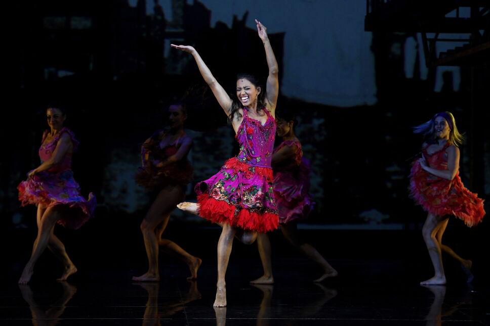"""Musical """"West Side Story"""" wystawiany w operze w Sydney"""