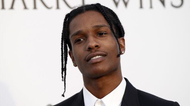 Rapper A $ AP Rocky sentenced