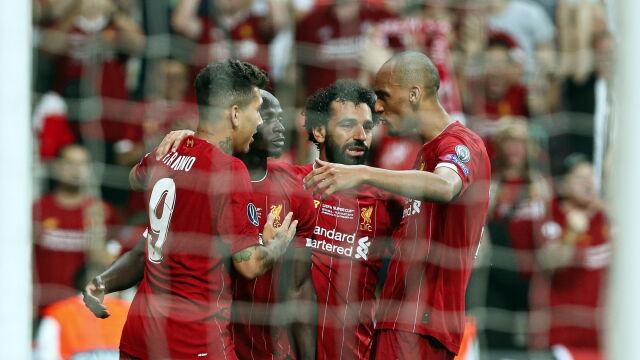 Emocje do ostatniego rzutu karnego. Liverpool wyrwał Superpuchar Europy