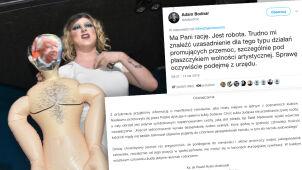 Kontrowersyjny występ drag queen. Episkopat reaguje, Bodnar zapowiada, że sprawą zajmie się z urzędu