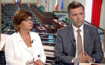 "Schreiber o słowach prezesa PiS o sądach ""pod wpływem"" ideologii LGBT"