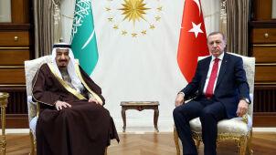 Erdogan zadzwonił do saudyjskiego króla. W tle kryzys w relacjach