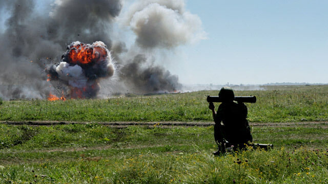 Ponad 100 rosyjskich żołnierzy zginęło 13 sierpnia na Ukrainie