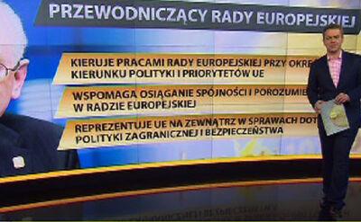 Kim jest przewodniczący Rady Europejskiej?