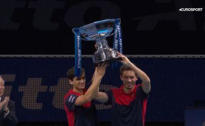 Herbert i Mahut najlepszymi deblistami ATP Finals