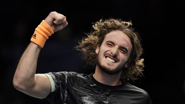 Geniusz Federer pokonany. Piękny sen Greka trwa