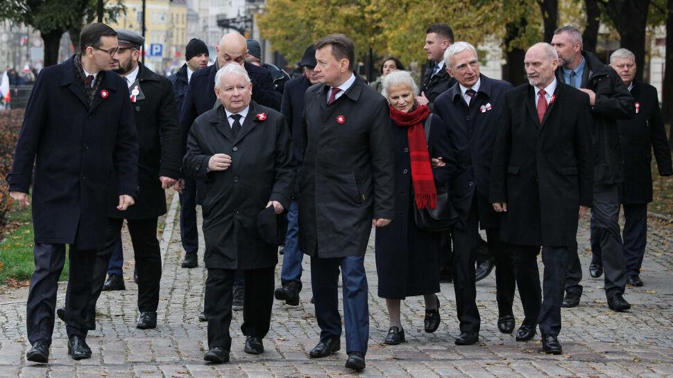 """""""To dla Kaczyńskiego problem na kolejne wybory"""""""