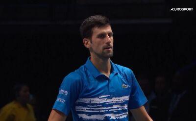 Djoković pokonał Berrettiniego w ATP Finals