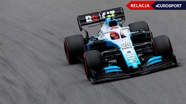 Przedostatni akord sezonu Formuły 1