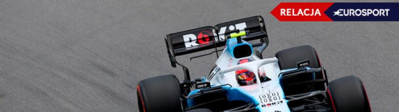 Verstappen najlepszy w GP Brazylii [RELACJA]