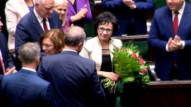Elżbieta Witek z PiS marszałkiem Sejmu