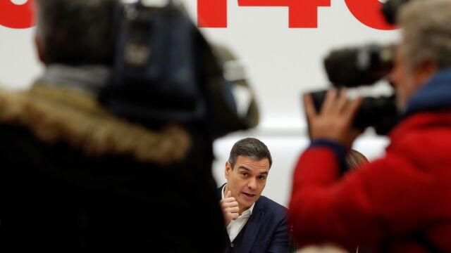 Hiszpańscy socjaliści nie wejdą w koalicję z ludowcami