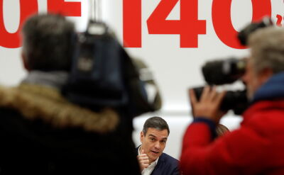 Hiszpańska Socjalistyczna Partia Robotnicza odrzuca utworzenie rządu z Partią Ludową