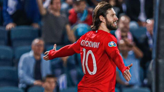 """Skuteczny Krychowiak, Piątkowi ulżyło. """"Cieszę się, że strzeliłem kolejnego gola"""""""